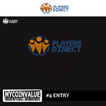 PlayersDirect Logo - Entry #51