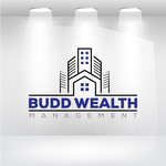 Budd Wealth Management Logo - Entry #248