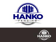 Hanko Fencing Logo - Entry #263