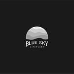 Blue Sky Life Plans Logo - Entry #330