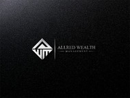 ALLRED WEALTH MANAGEMENT Logo - Entry #267