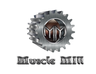Muscle MIll Logo - Entry #138