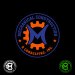 Mechanical Construction & Consulting, Inc. Logo - Entry #131