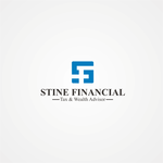 Stine Financial Logo - Entry #106