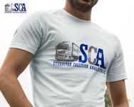 Sturdivan Collision Analyisis.  SCA Logo - Entry #223