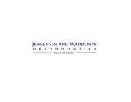 Jergensen and Waddoups Orthodontics Logo - Entry #1