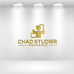 Chad Studier Insurance Logo - Entry #192