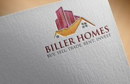 Biller Homes Logo - Entry #151