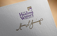 The Healing Waters Project Logo - Entry #13