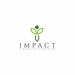 Impact Financial coaching Logo - Entry #82