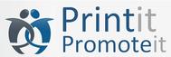 PrintItPromoteIt.com Logo - Entry #81