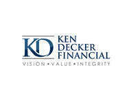 Ken Decker Financial Logo - Entry #156