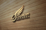 LiveDream Apparel Logo - Entry #448