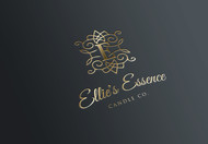 ellie's essence candle co. Logo - Entry #27