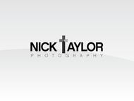 Nick Taylor Photography Logo - Entry #41