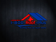 1-800-Roof-Plus Logo - Entry #125