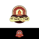 Pancho's Craft Pizza Logo - Entry #90