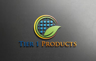 Tier 1 Products Logo - Entry #41