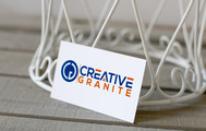Creative Granite Logo - Entry #60