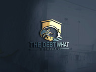 The Debt What If Calculator Logo - Entry #94
