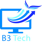 B3 Tech Logo - Entry #16