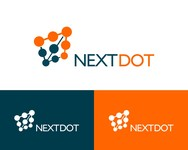 Next Dot Logo - Entry #385