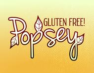 gluten free popsey  Logo - Entry #51