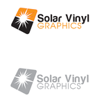 Solar Vinyl Graphics Logo - Entry #198