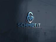 Schmidt IT Solutions Logo - Entry #87