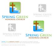 Spring Green Memorial Church Logo - Entry #69
