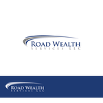 "Open Road Wealth Services, LLC  (The ""LLC"" can be dropped for design purposes.) Logo - Entry #67"