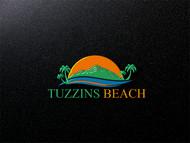 Tuzzins Beach Logo - Entry #43