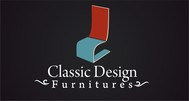 classic design furniture Logo - Entry #33