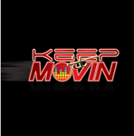 Keep It Movin Logo - Entry #436
