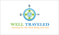 Well Traveled Logo - Entry #46