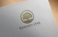 Golden Oak Wealth Management Logo - Entry #194