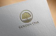 Golden Oak Wealth Management Logo - Entry #194