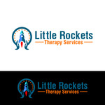Little Rockets Therapy Services Logo - Entry #25