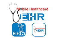 Mobile Healthcare EHR Logo - Entry #140