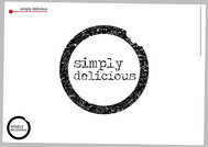 Simply Delicious Logo - Entry #11