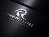 Rams Duty Free + Smoke & Booze Logo - Entry #231