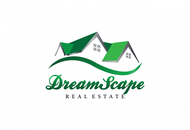 DreamScape Real Estate Logo - Entry #59