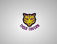 Tiger Tavern Logo - Entry #2