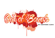 Out of Bounds Logo - Entry #29
