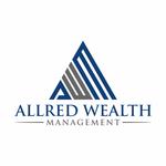 ALLRED WEALTH MANAGEMENT Logo - Entry #668
