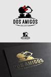 Dos Amigos Logo - Entry #8