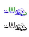 Tuzzins Beach Logo - Entry #38