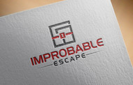 Improbable Escape Logo - Entry #82