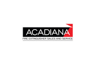 Acadiana Fire Extinguisher Sales and Service Logo - Entry #217