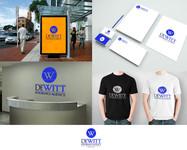 """""""DeWitt Insurance Agency"""" or just """"DeWitt"""" Logo - Entry #187"""
